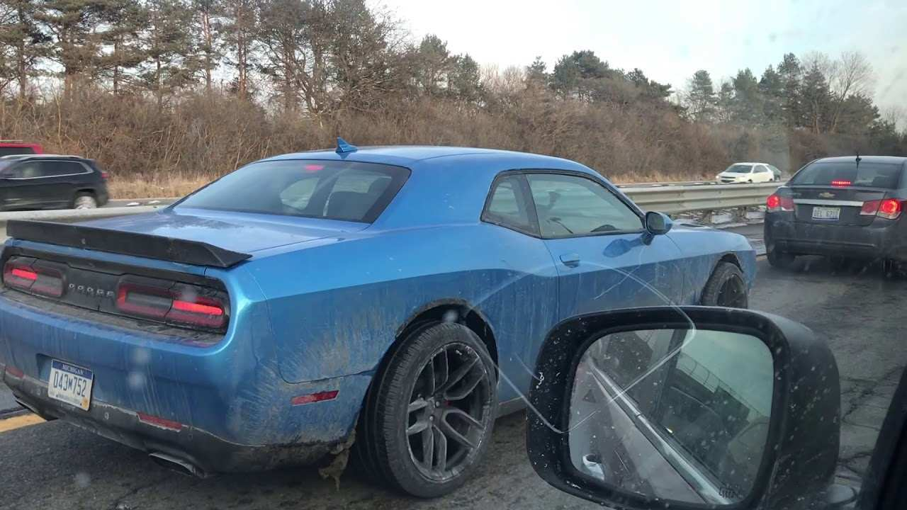 51 All New 2020 Dodge Challenger Hellcat First Drive