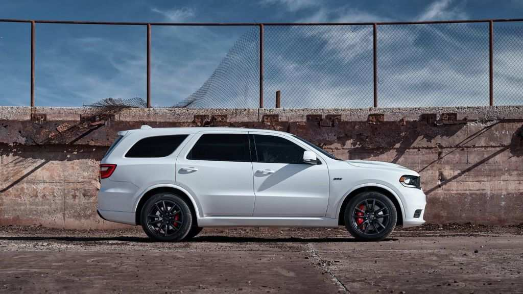 51 All New 2020 Dodge Durango Diesel Srt8 Wallpaper