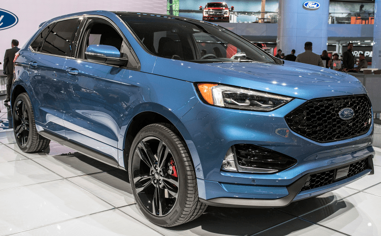 51 All New 2020 Ford Edge Redesign