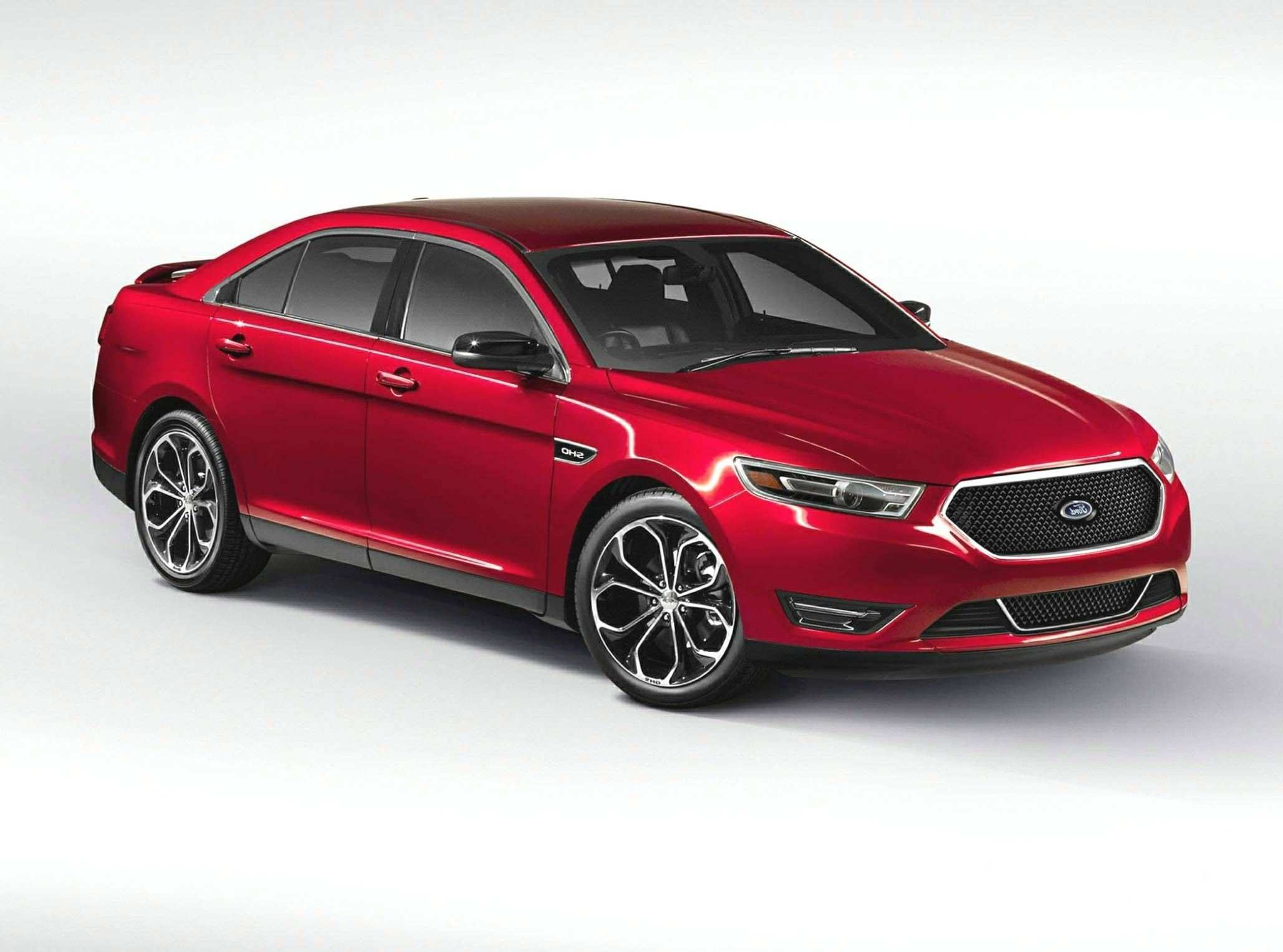 51 All New 2020 Ford Taurus Spy Rumors