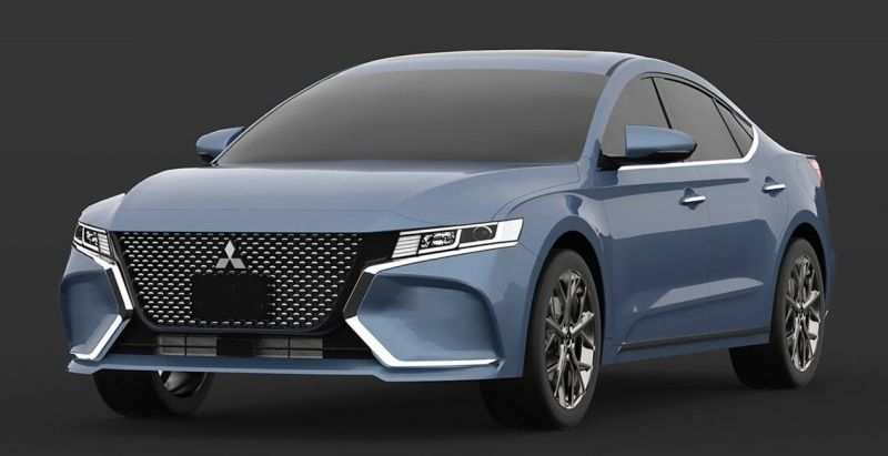 51 All New 2020 Mitsubishi Galant Price And Review