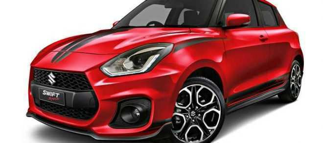 51 All New 2020 New Suzuki Swift Sport Specs And Review
