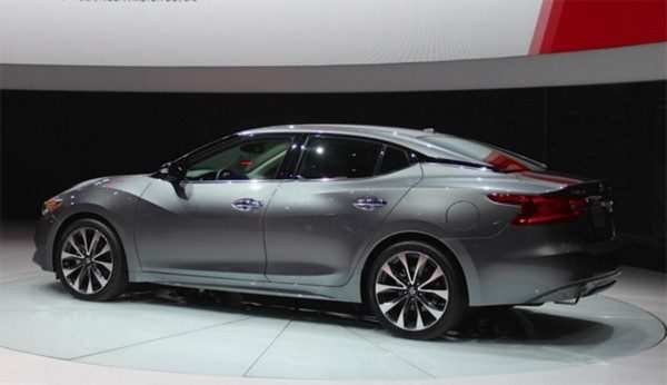 51 All New 2020 Nissan Maxima Research New