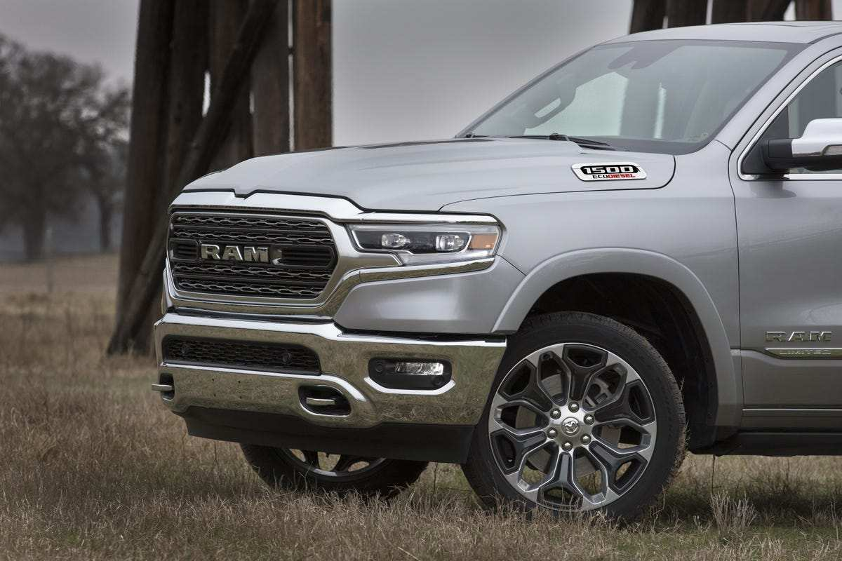51 All New 2020 RAM 1500 Specs