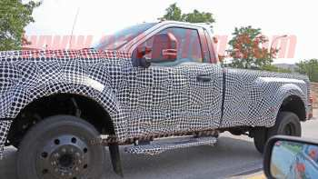 51 All New 2020 Spy Shots Ford F350 Diesel History