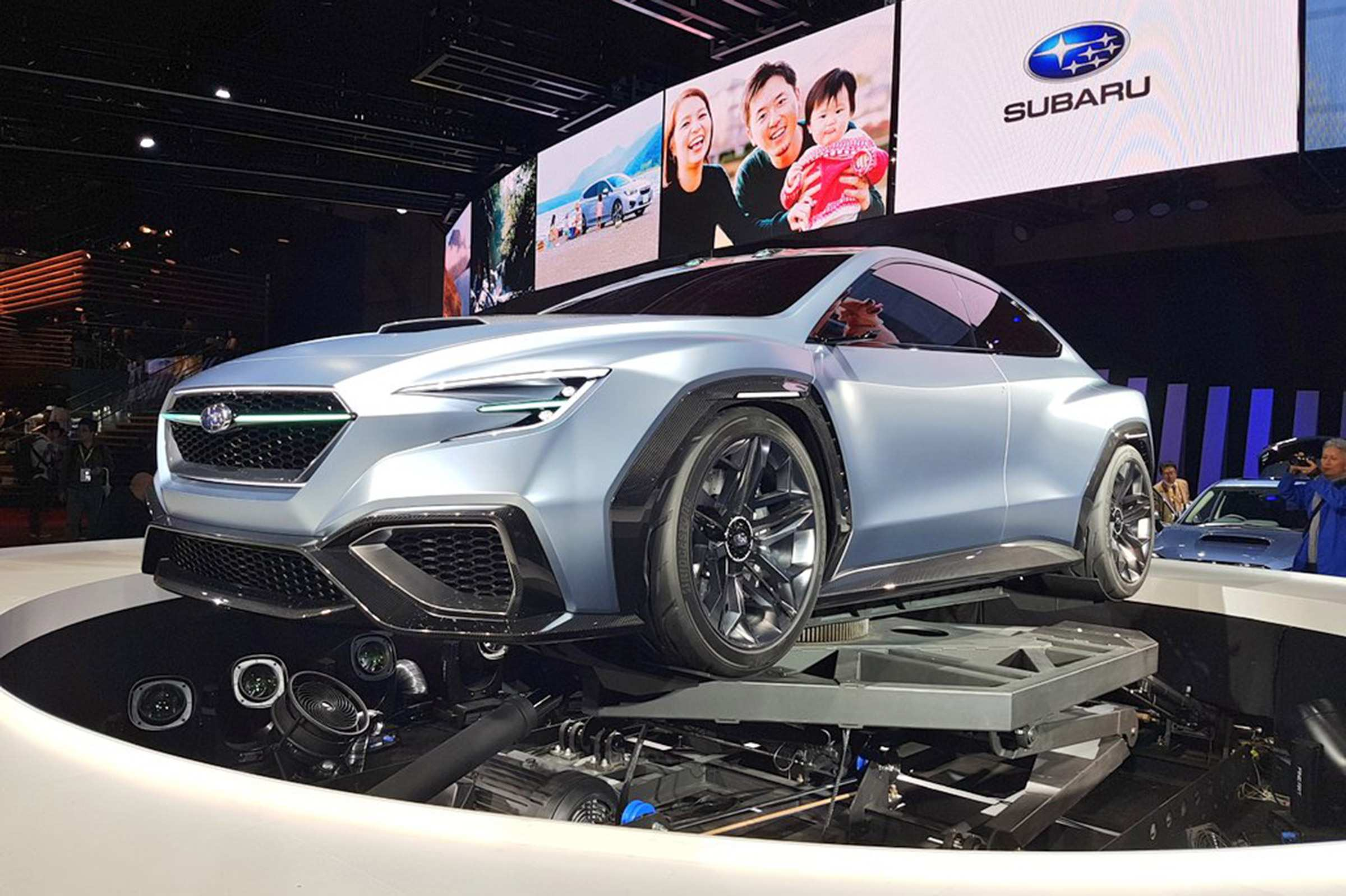 51 All New 2020 Subaru Crosstrek Hybridand Concept And Review