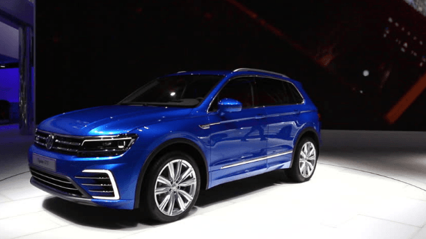 51 All New 2020 VW Tiguan Images