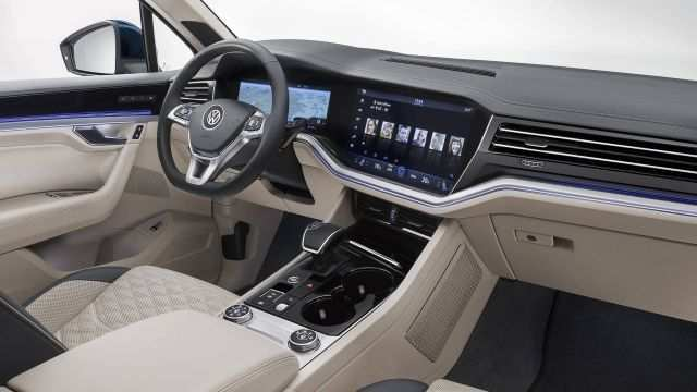 51 All New 2020 Volkswagen Touareg Redesign And Review