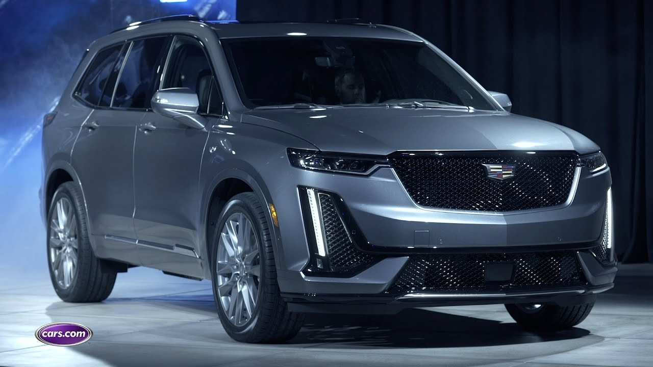 51 All New Cadillac Xt6 2020 Review Research New