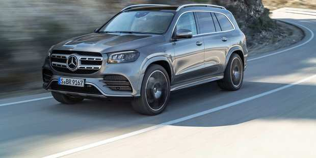 51 All New Gls Mercedes 2019 Engine