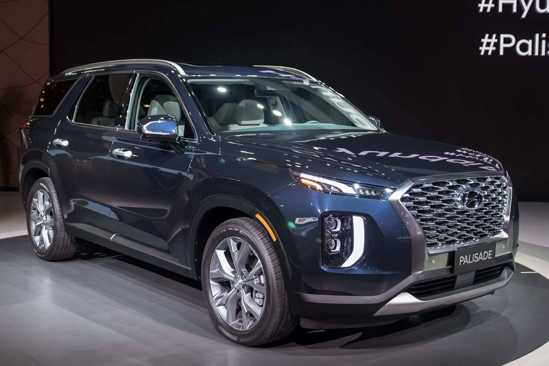 51 All New Hyundai Full Size Suv 2020 First Drive