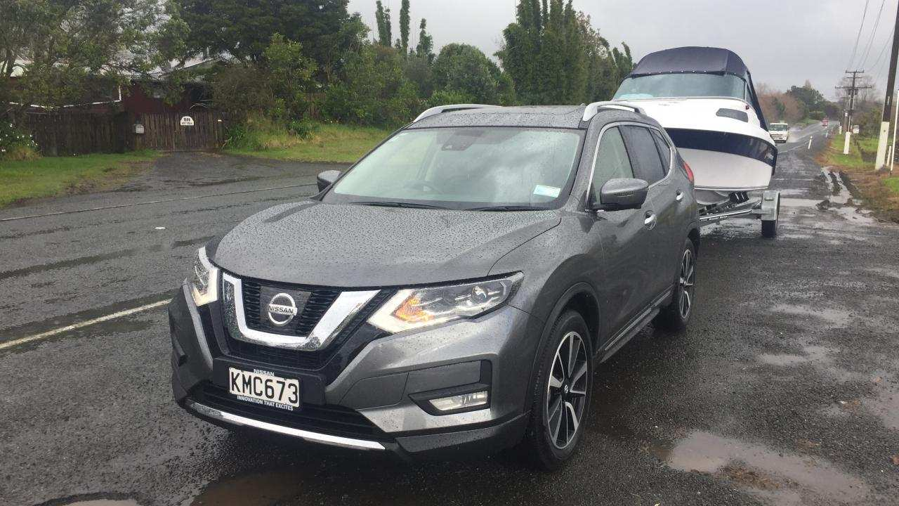 51 All New Nissan X Trail 2019 Review Spy Shoot
