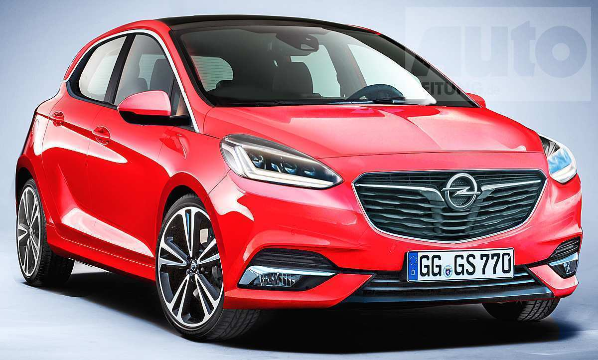 51 All New Opel Astra Hatchback 2020 Review And Release Date