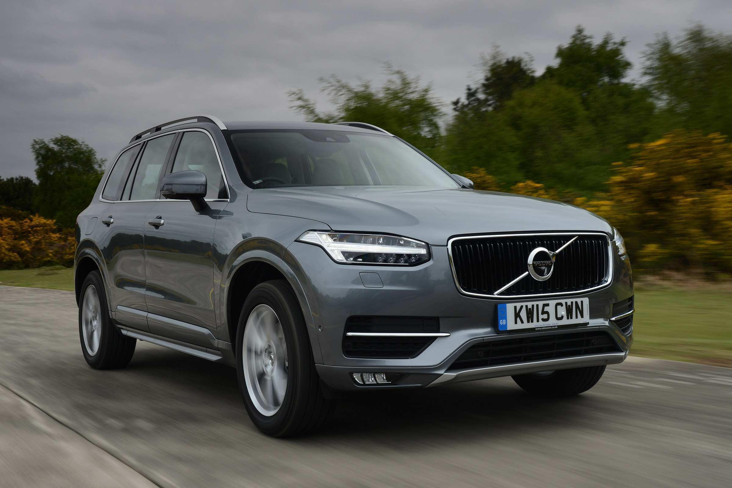 51 All New Volvo Xc90 Facelift 2020 Uk First Drive
