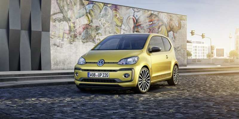51 All New Vw Up 2019 Speed Test
