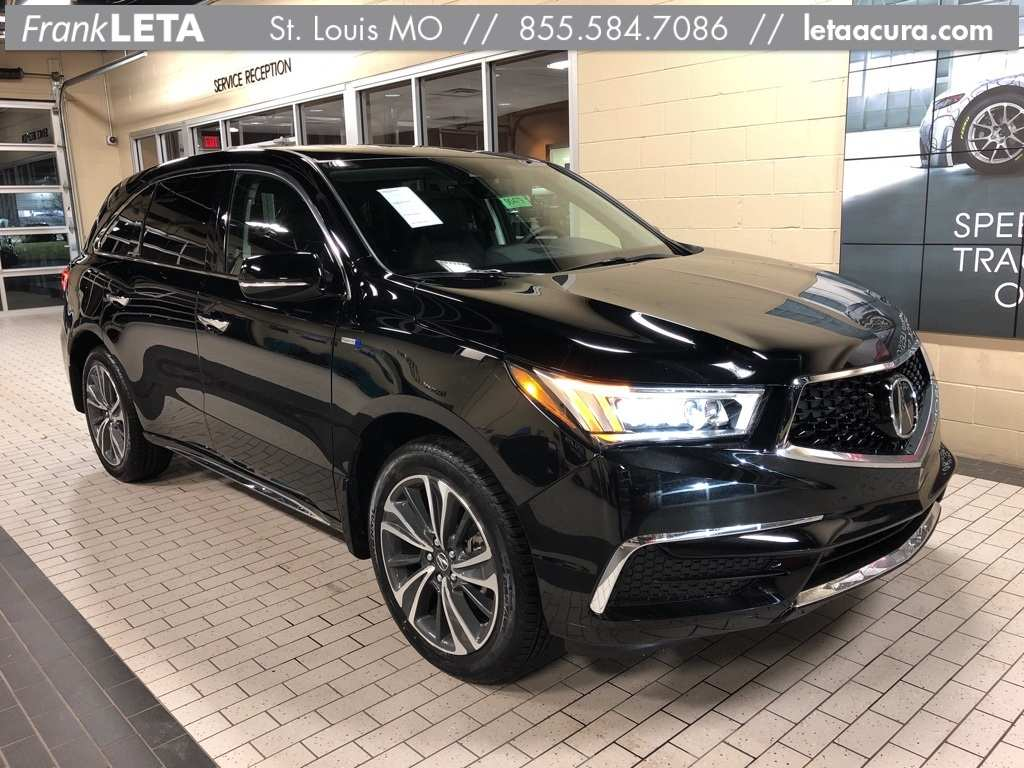 51 Best 2019 Acura MDX Hybrid New Model And Performance