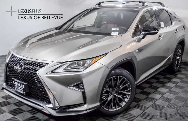 51 Best 2019 Lexus Rx 350 F Sport Suv Redesign And Concept