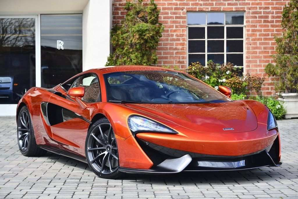 51 Best 2019 McLaren 570S Coupe Model