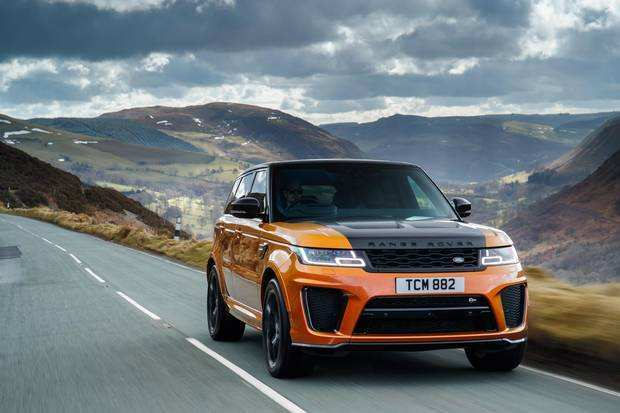 51 Best 2019 Range Rover Sport Reviews