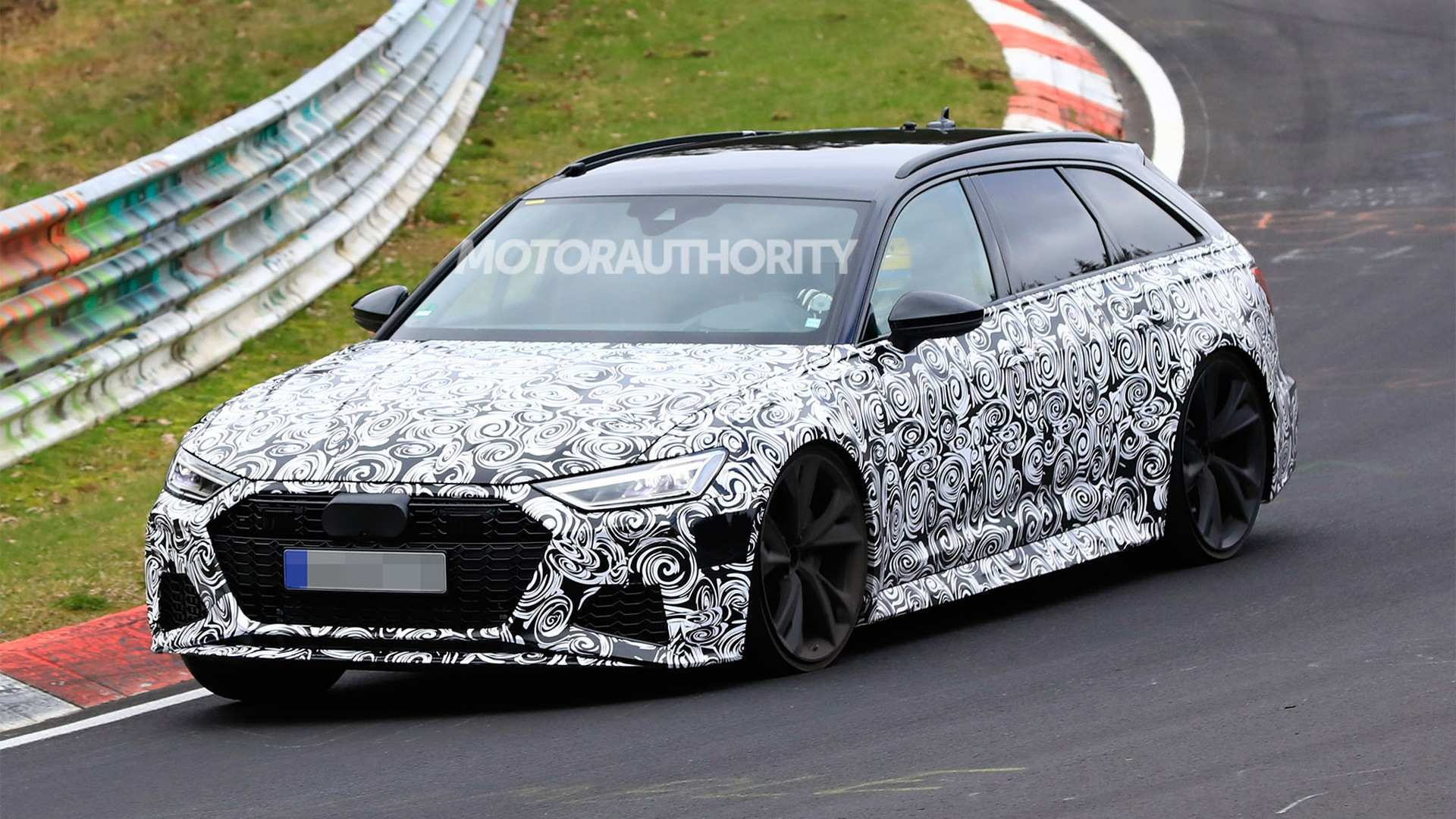 51 Best 2020 Audi Rs6 Wagon Speed Test