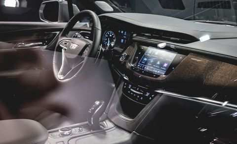 51 Best 2020 Cadillac Xt6 Interior Colors New Model And Performance