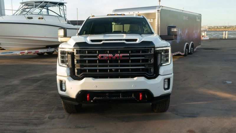 51 Best 2020 GMC Sierra 2500Hd Redesign