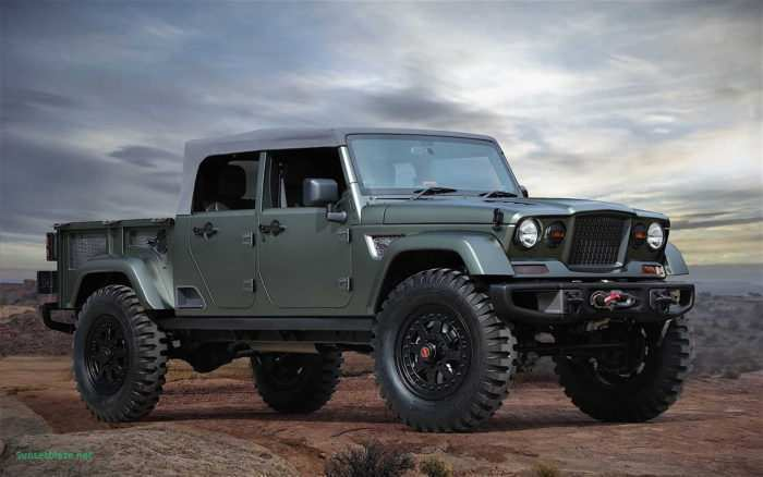 51 Best 2020 Jeep Comanche Pictures