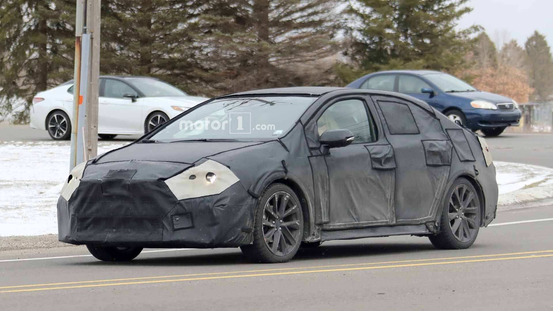51 Best 2020 Spy Shots Toyota Prius New Model And Performance