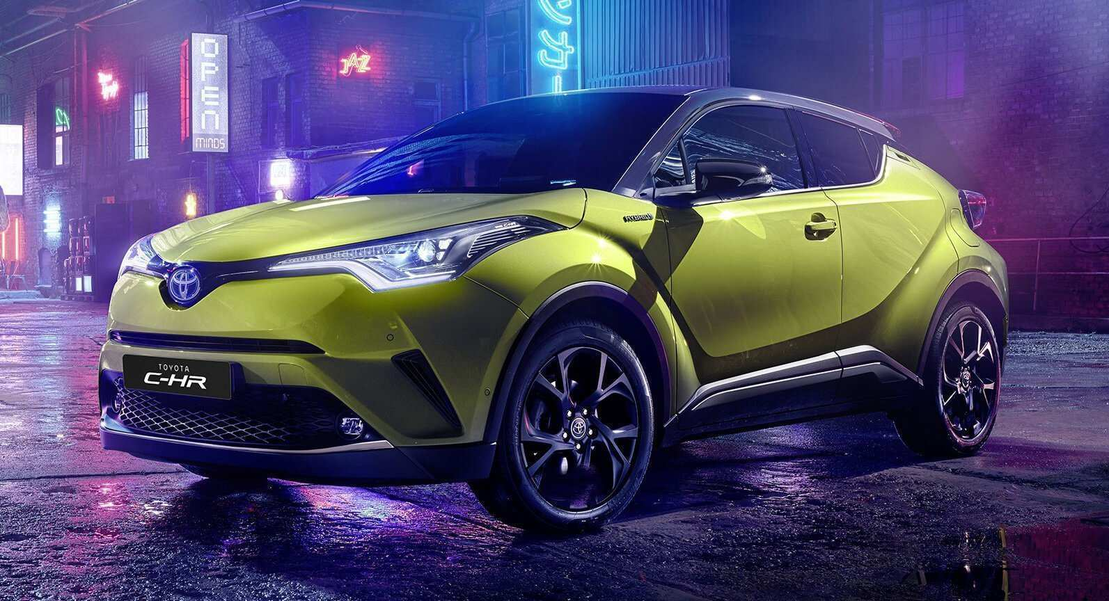 51 Best 2020 Toyota C Hr Compact Redesign And Review