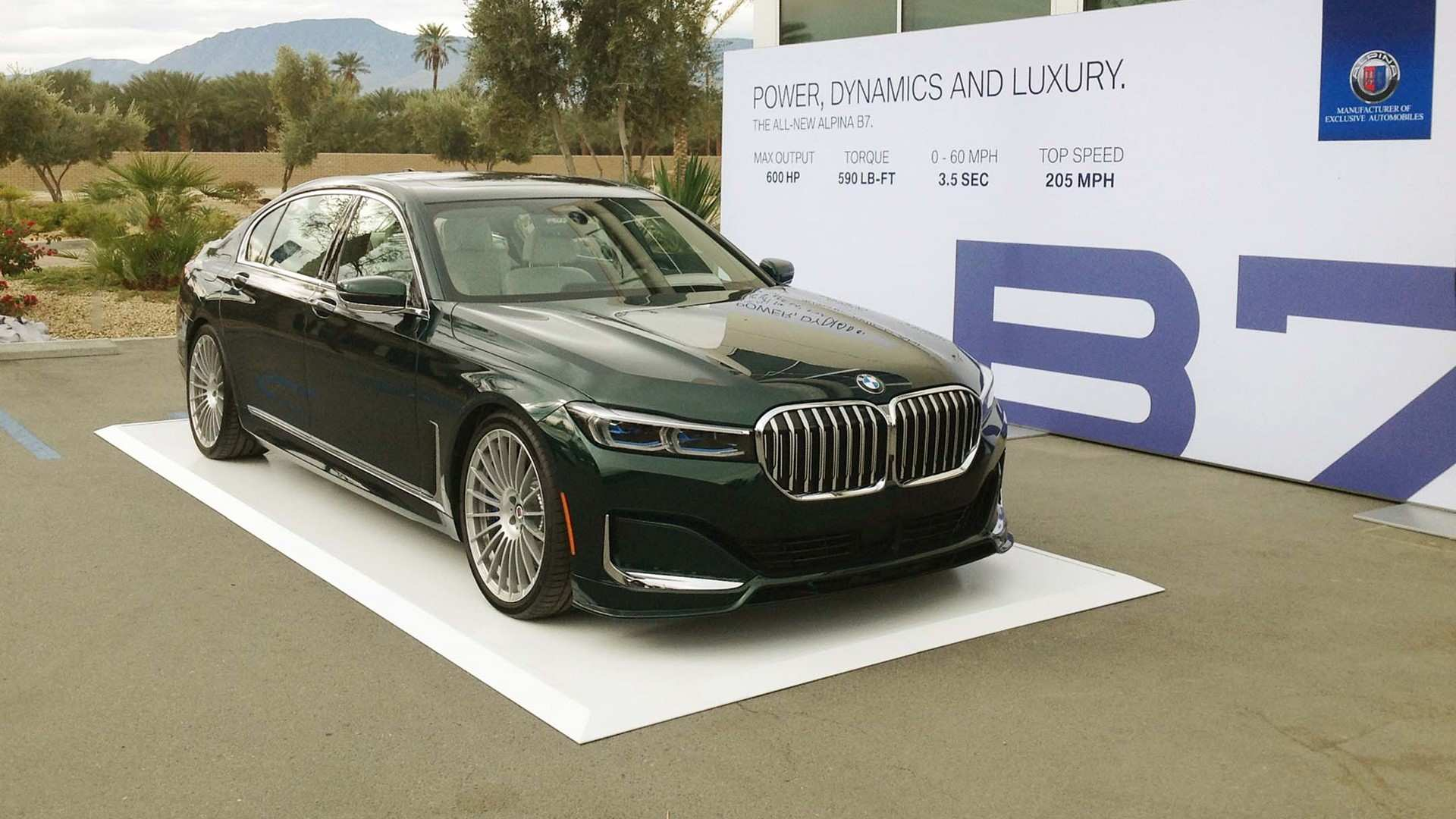 51 Best BMW Alpina B7 2020 Prix Speed Test