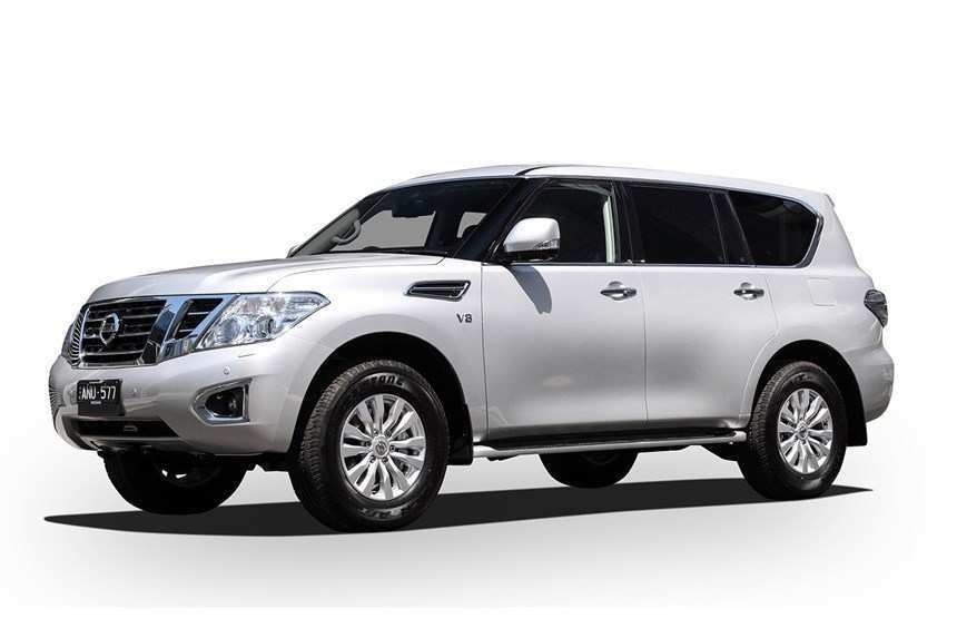 51 Best New Nissan Patrol 2019 Review And Release Date