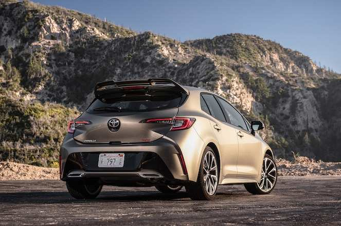 51 Best Toyota Hatchback 2019 Redesign