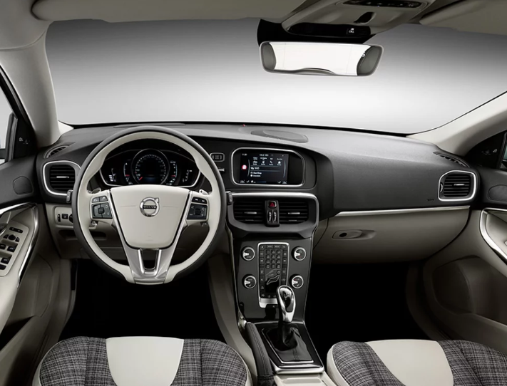 51 Best Volvo V40 2019 Interior Model