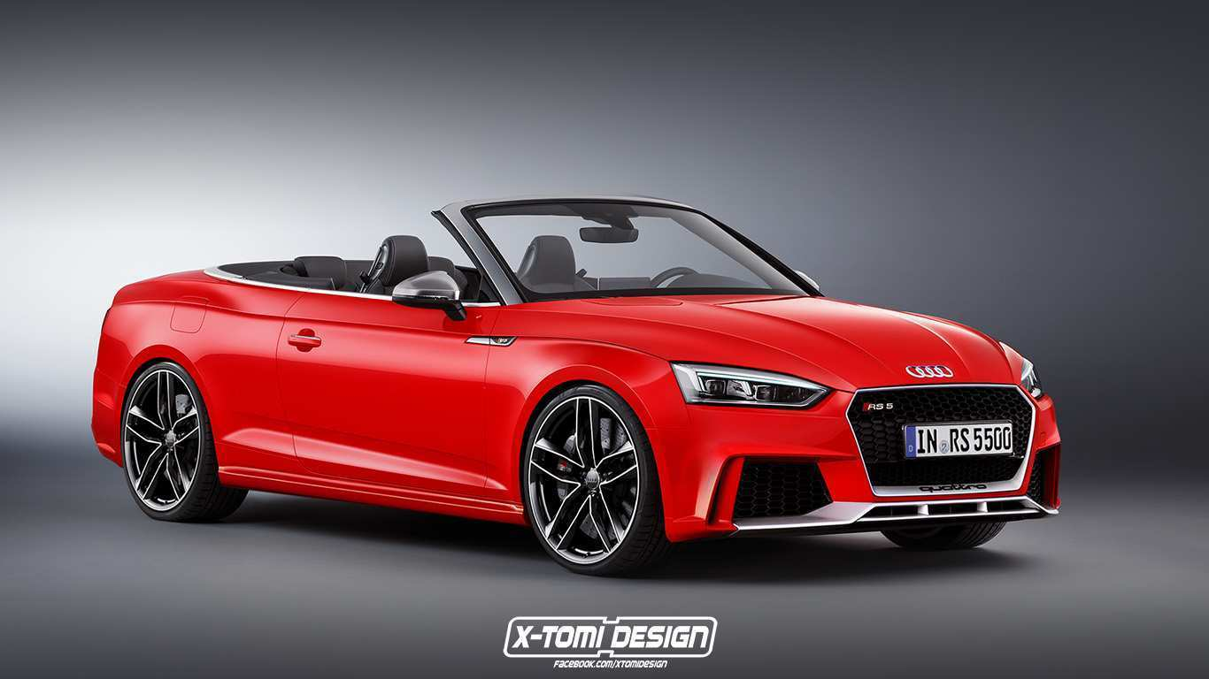 51 New 2019 Audi Rs5 Cabriolet Overview