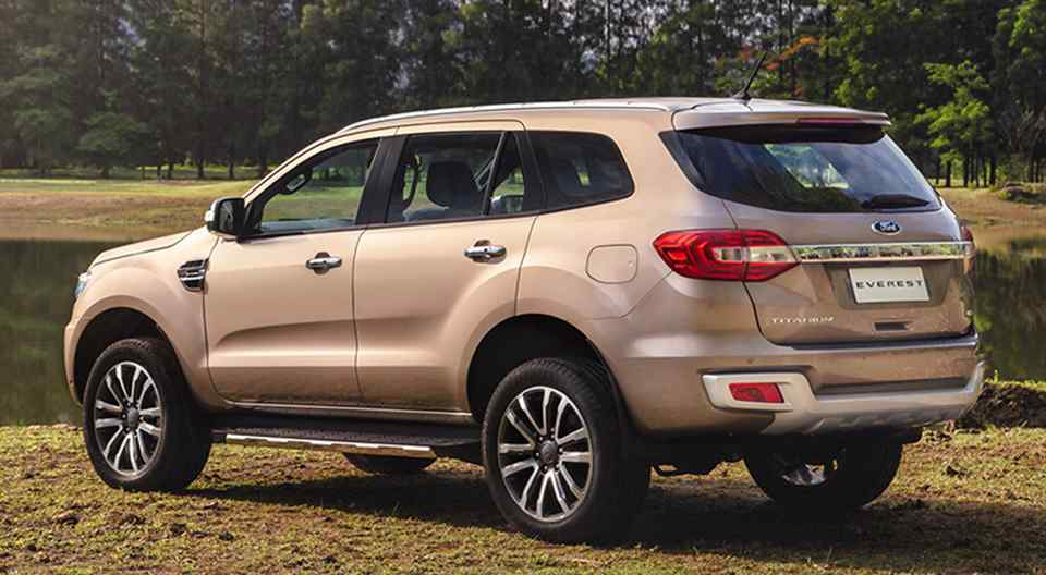 51 New 2019 Ford Everest Configurations