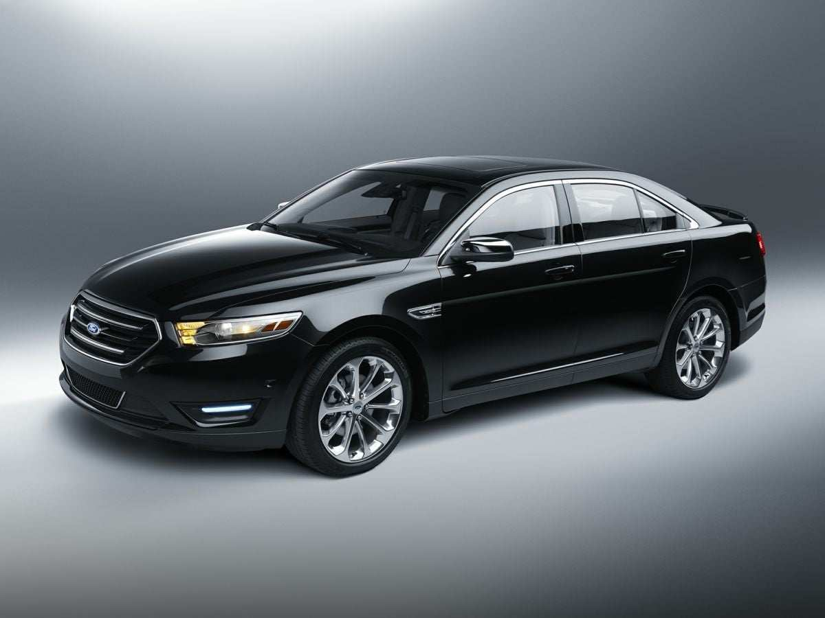 51 New 2019 Ford Taurus Review