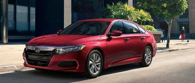 51 New 2019 Honda Accord New Model And Performance