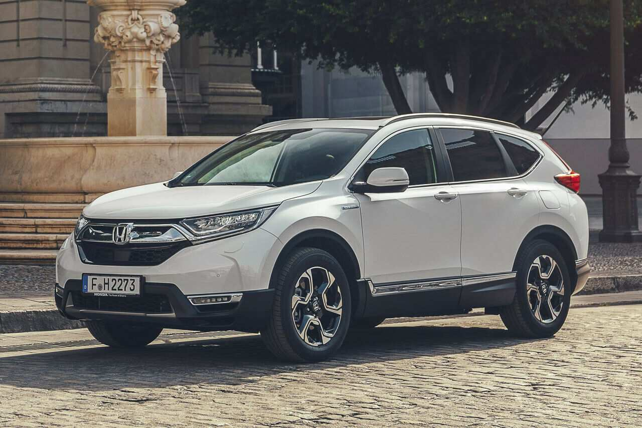 51 New 2019 Honda CRV Performance And New Engine
