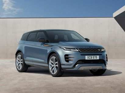 51 New 2019 Range Rover Evoque Price And Release Date