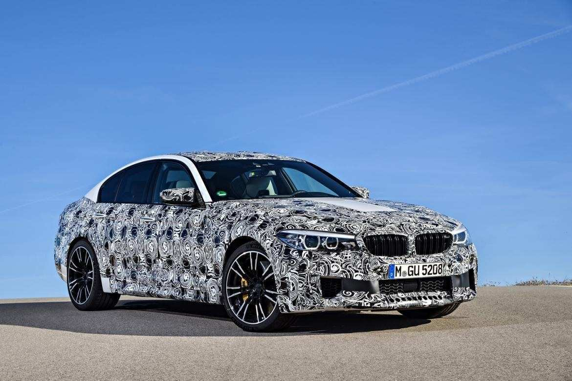 51 New 2020 BMW M5 Get New Engine System New Review