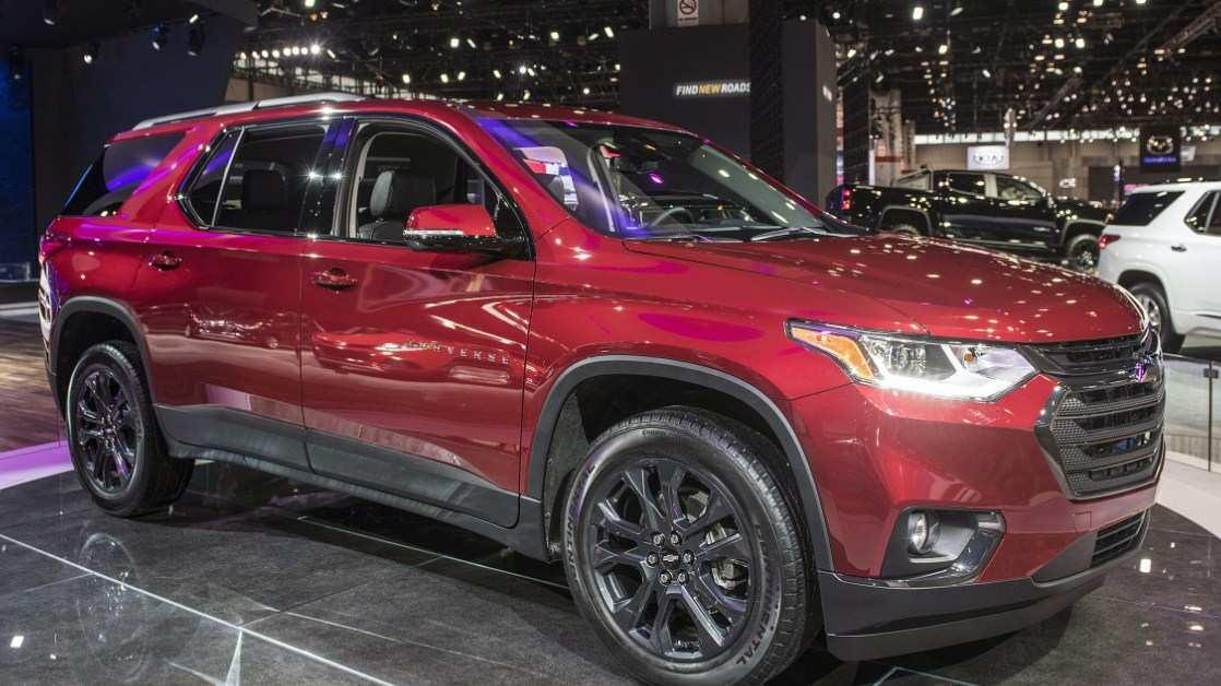 51 New 2020 Chevrolet Traverses Overview