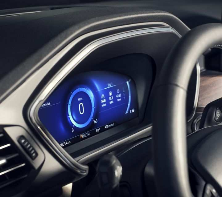 51 New 2020 Ford Escape Interior Release Date And Concept