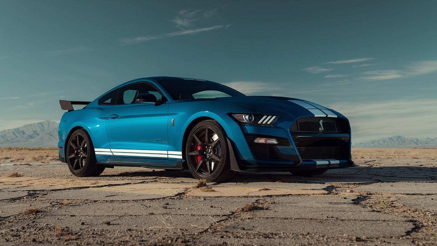 51 New 2020 Ford Mustang Shelby Gt500 Release Date And Concept