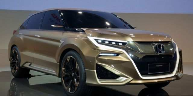 51 New 2020 Honda Crosstour Rumors