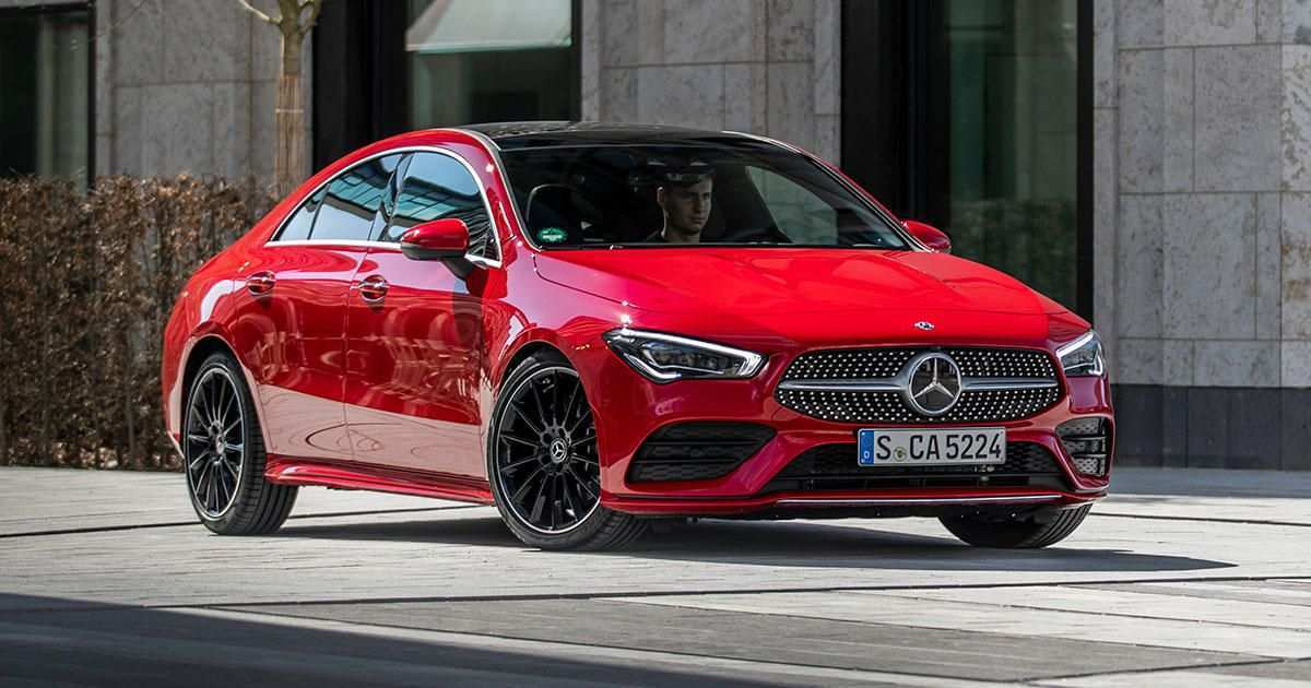 51 New 2020 Mercedes CLA 250 Photos