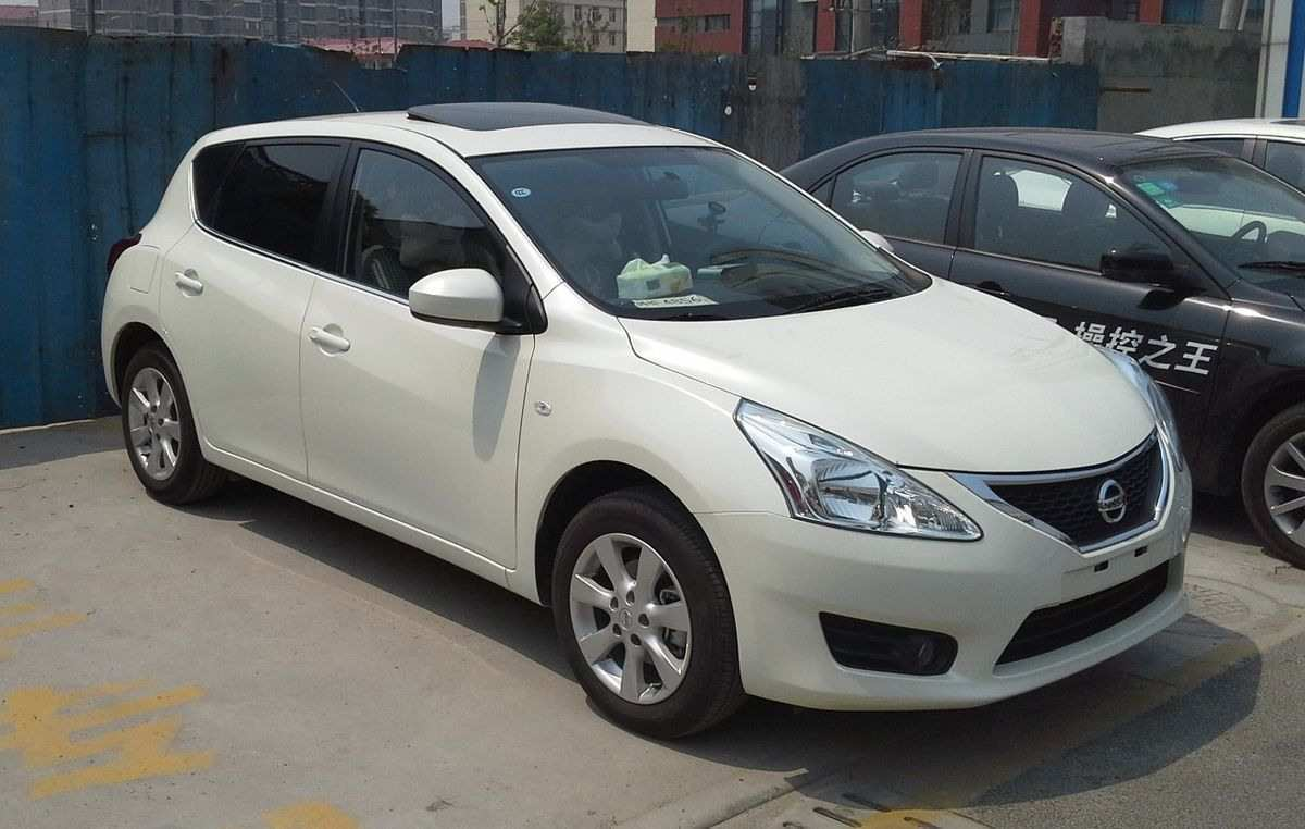 51 New 2020 Nissan Tiida Mexico Uae Photos