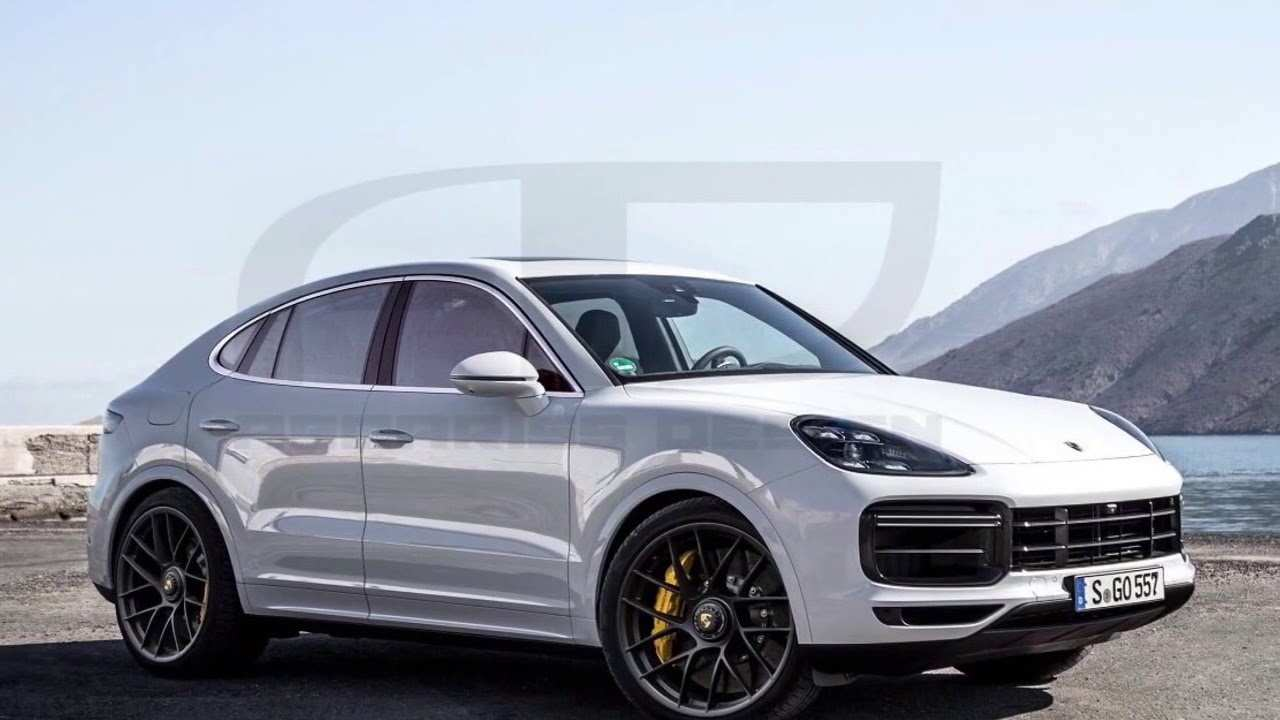51 New 2020 Porsche Cayenne Model Redesign And Concept