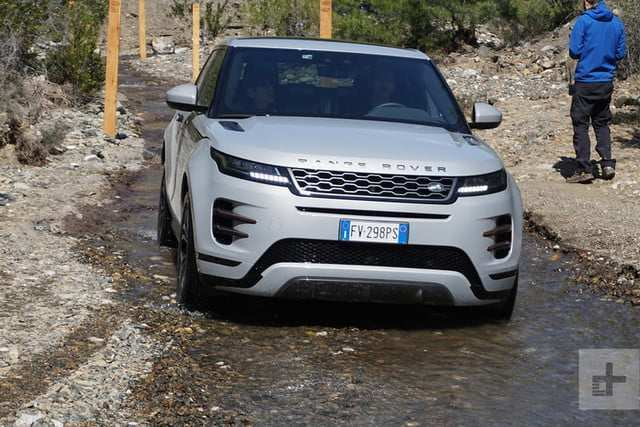 51 New 2020 Range Rover Evoque Redesign And Concept