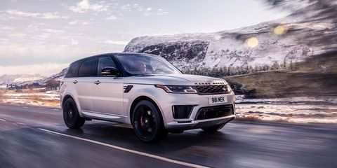 51 New 2020 Range Rover Sport Release Date