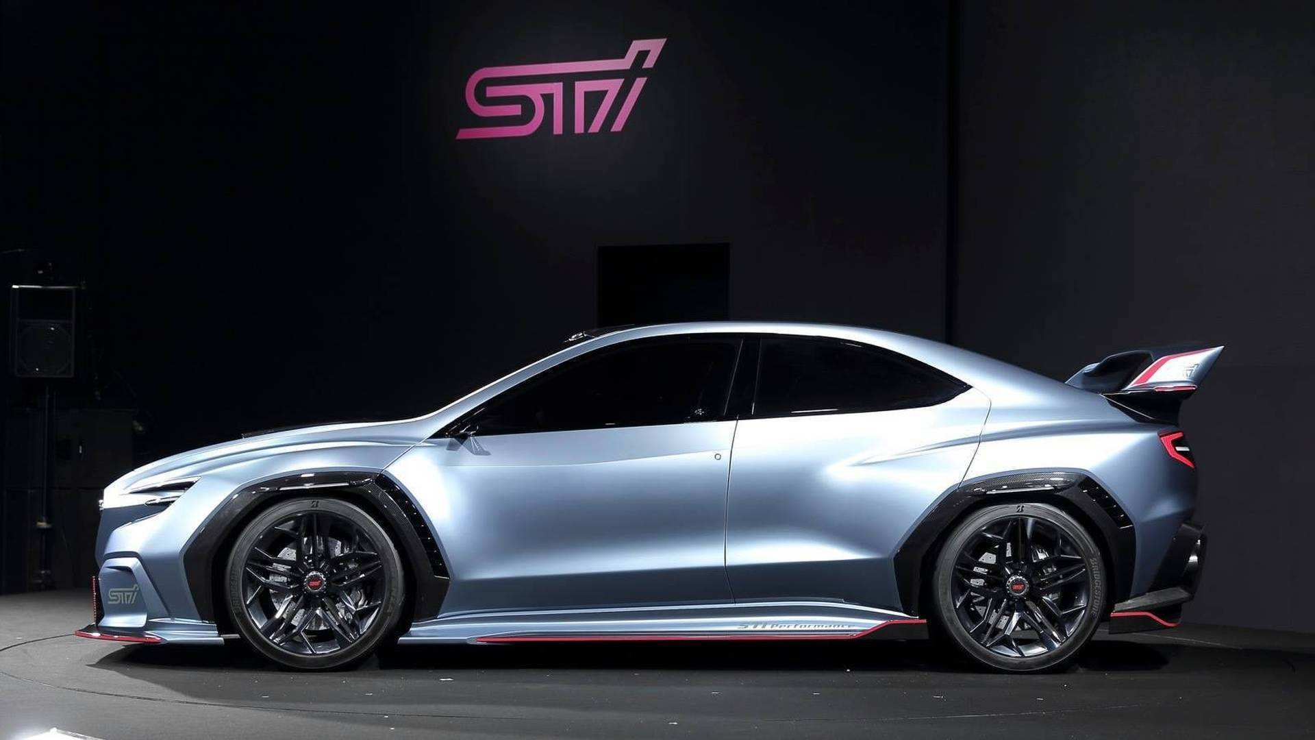 51 New 2020 Wrx Sti Hyperblue Review And Release Date